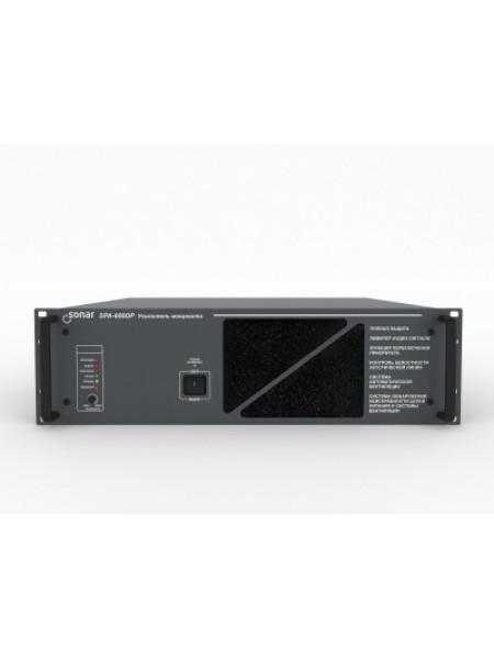 Усилитель мощности трансляционный Sonar SPA-600DP (K1.0201.0105-01)