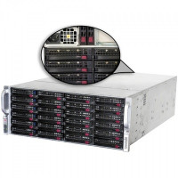 IP-видеорегистратор 256 канальный TRASSIR UltraStation 36/6 SE AnyIP 128