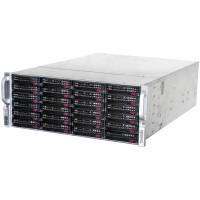 Видеорегистратор повышенной надежности TRASSIR UltraStorage 24/6