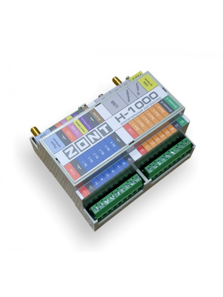 Контроллер управления котлом<br /> ZONT H-1000