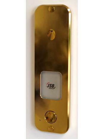 Вызывная видеопанель<br /> JSB-315.4 PAL (золото)