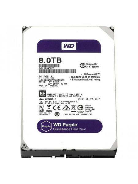 Жесткий диск (HDD)<br /> WD82PURZ