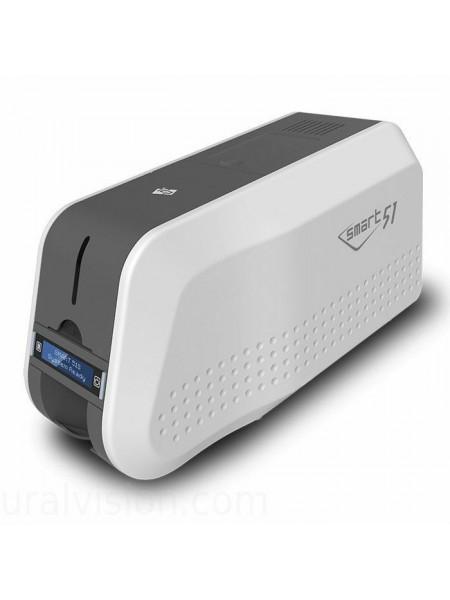 Принтер для печати на картах<br /> SMART 51 Single Side USB (651302)