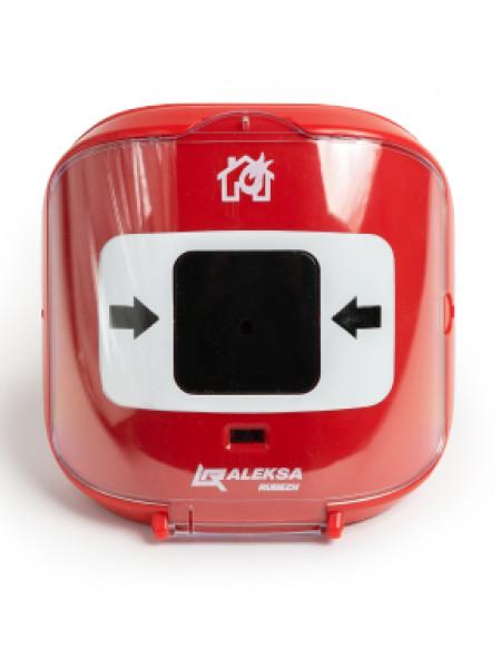 Извещатель пожарный ручной радиоканальный<br /> ИП 513-А014