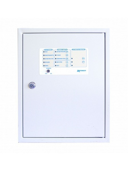 Шкаф управления электроприводной задвижкой<br /> ШУЗ-2,2-00-R3