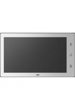 Монитор видеодомофона<br /> CTV-M4106AHD (белый)