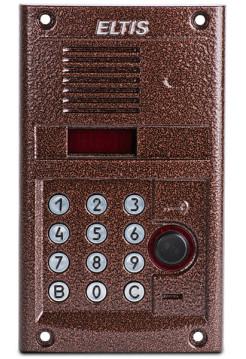 Вызывная аудиопанель<br /> DP420-RD24 (медь)