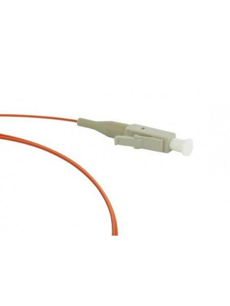Пигтейл волоконно-оптический<br /> FPT-B9-62-LC/PR-1M-LSZH-OR