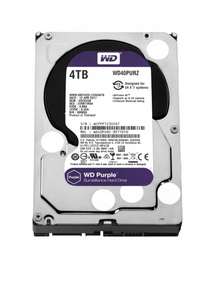 Жесткий диск (HDD)<br /> WD40PURZ