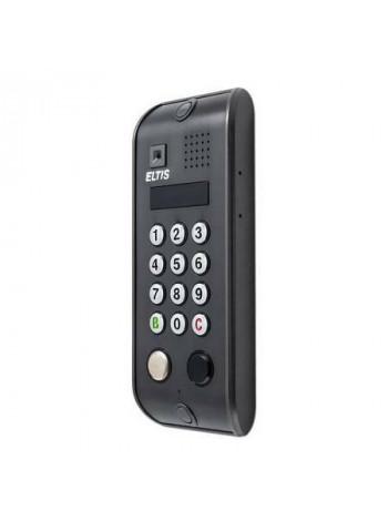 Вызывная видеопанель<br /> DP5000.B2-KRDC44 (алюм.черн)