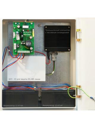Прибор приёмно-контрольный<br /> ППК-Т