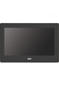 Монитор видеодомофона<br /> CTV-M4703AHD (графит)
