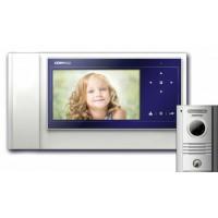 Комплект видеодомофона<br /> CDV-70KPT/DRC-40KPT белый