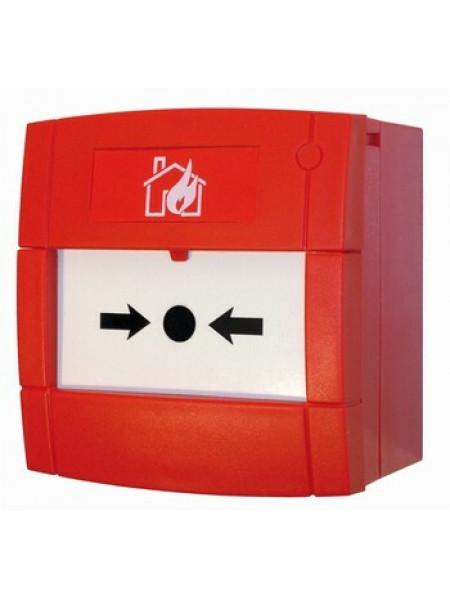 Извещатель пожарный ручной адресный<br /> ИП 535-18 (LEONARDO-MCP)
