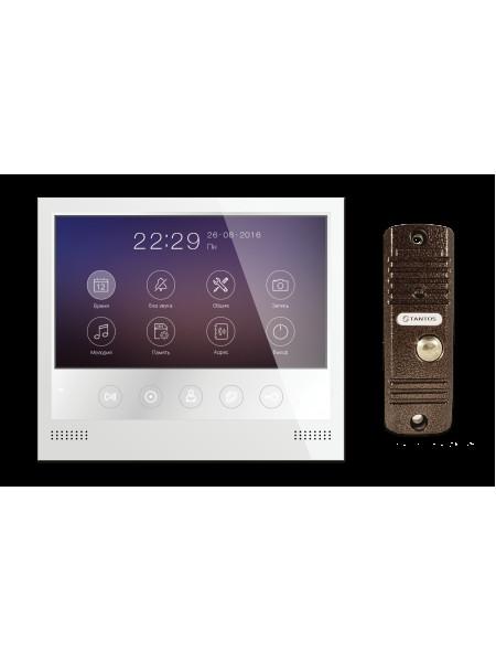 Комплект видеодомофона<br /> Selina и Walle+ (комплект бюджетного домофона 7