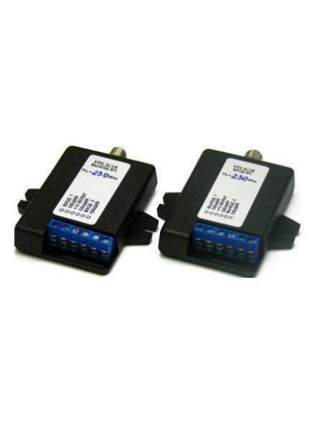Уплотнитель видеосигнала<br /> VTU-2/1K AHD