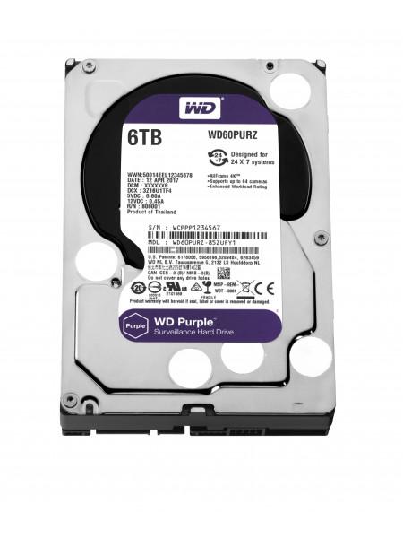 Жесткий диск (HDD)<br /> WD60PURZ