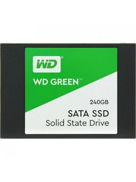 Твердотельный накопитель (SSD)<br /> WDS240G2G0A