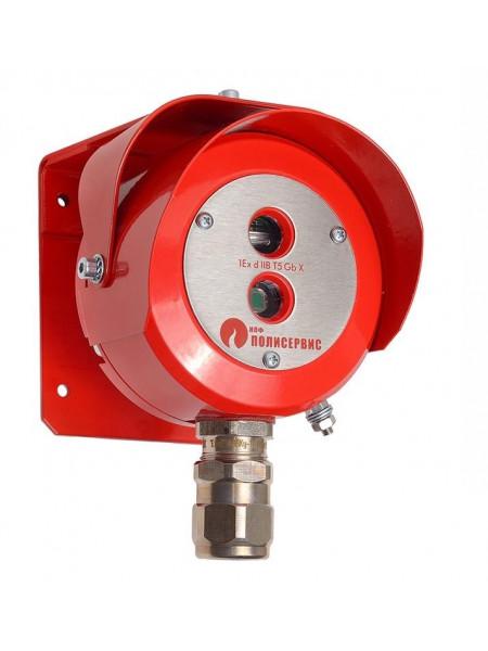 Извещатель пожарный пламени<br /> Тюльпан 2-16-0-1 Ex (RS-485)
