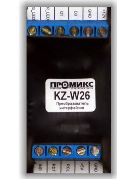 Преобразователь интерфейса<br /> AD.CI.01 (KZ-W26)