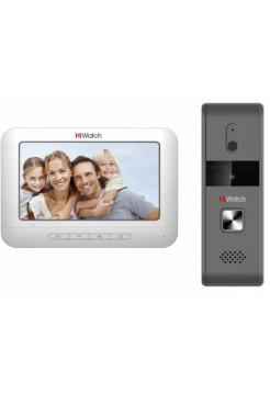 Комплект видеодомофона<br /> DS-D100KF
