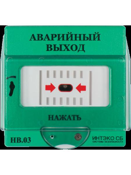 Устройство разблокировки двери<br /> ИОПР НВ.03-3