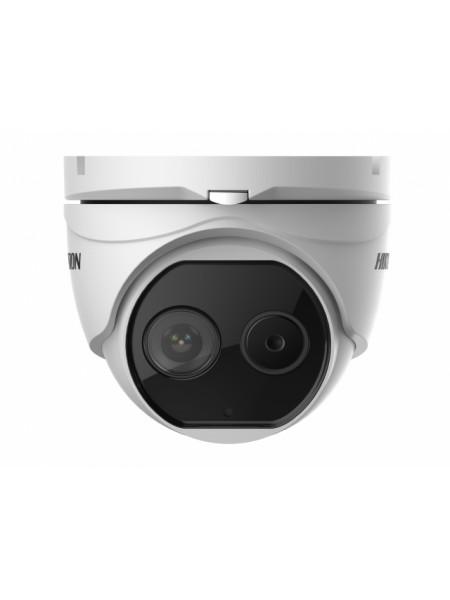 Тепловизионная видеокамера сетевая (IP)<br /> DS-2TD1217-6/V1