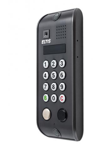 Вызывная видеопанель<br /> DP5000.B2-KMDC43 (нерж.матов.)