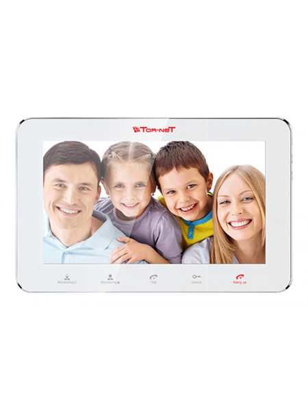 Комплект видеодомофона<br /> TR-29 IP W/412Bl