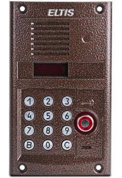 Вызывная аудиопанель<br /> DP303-TD22 (медь)