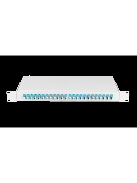 Оптический кросс-бокс<br /> NMF-RP48LCUS2-WS-ES-1U-GY