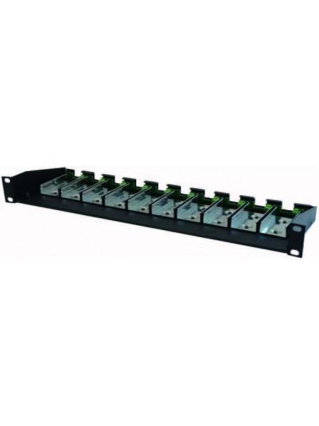 Шасси для установки  оптических медиаконвертеров<br /> SVP-МC10