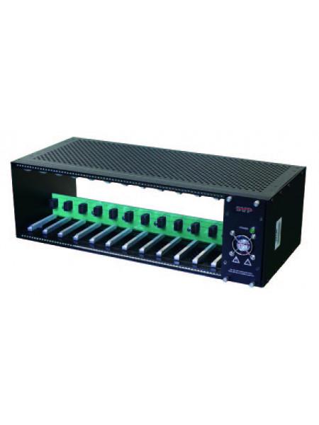 Шасси для установки  оптических медиаконвертеров<br /> SVP-EC12