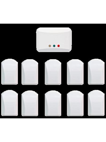 Извещатель охранный вибрационный<br /> Шорох-2-10