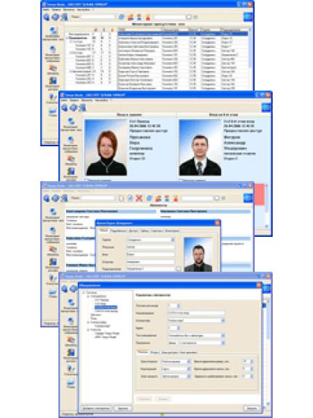 Модуль фото/видео верификации<br /> Мониторинг доступа