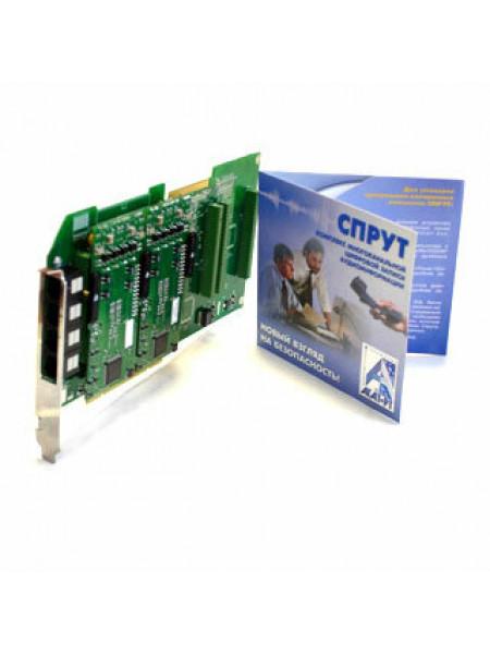 Комплекс автоматической записи аудиоинформации<br /> Спрут-7/А-8 PCI