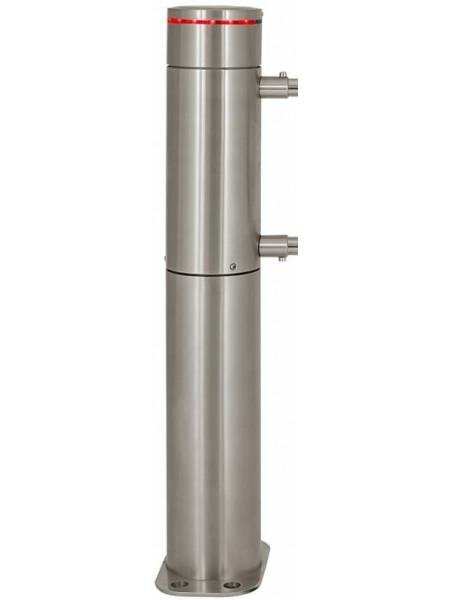 Стойка калитки<br /> РД К160 НЕРЖ уличный вариант (без дуги)