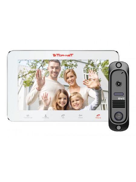 Комплект видеодомофона<br /> TR-29M W/414Bl