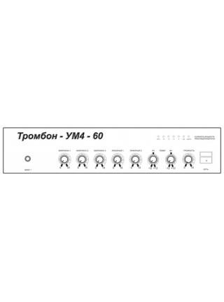 Усилитель<br /> ТРОМБОН - УМ4-60