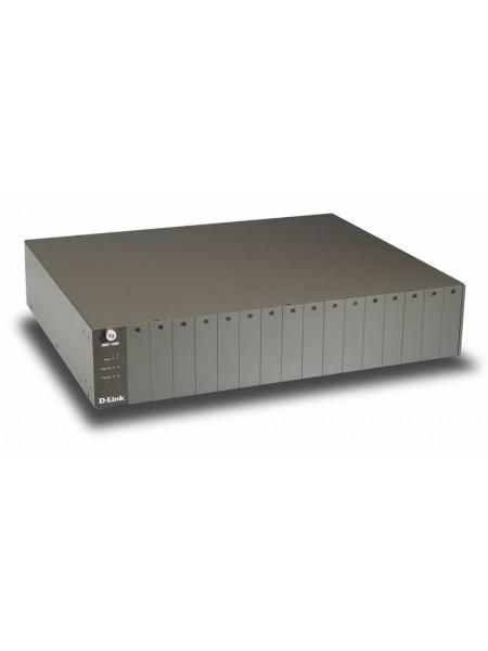 Шасси для установки  оптических медиаконвертеров<br /> DMC-1000/A3A