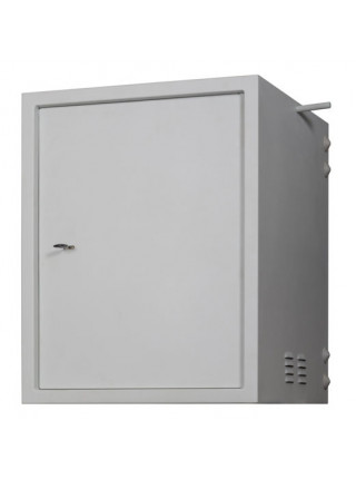 Шкаф телекоммуникационный антивандальный<br /> TWS-096054-M-GY