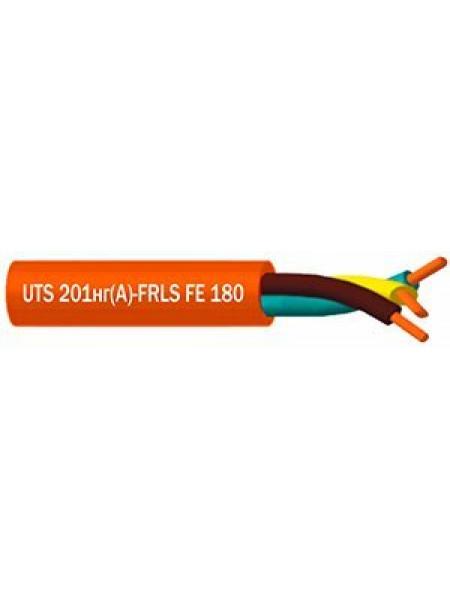 Кабель сигнальный огнестойкий<br /> UTS 201нг(A)-FRLS FE180 3x1,5 мм2