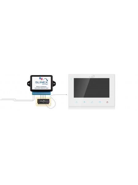 Блок сопряжения<br /> Дополнительный модуль сопряжения для видеодомофона Slinex