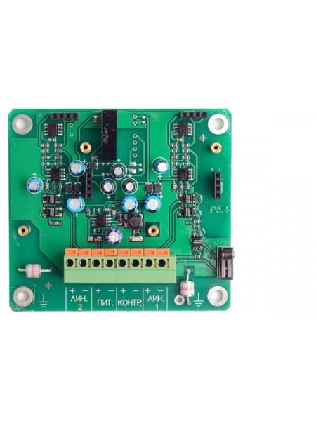 Модуль ПРД аналоговых сигналов<br /> Модуль ПРД аналоговых сигналов 2-х канальный