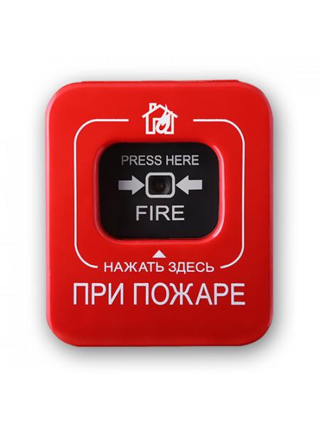 Извещатель пожарный ручной адресный<br /> Астра-45А (ИП 513-04-А)