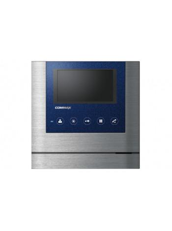 Монитор видеодомофона<br /> CDV-43M (Metalo) тёмное серебро