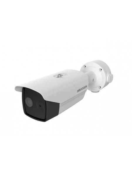 Тепловизионная видеокамера сетевая (IP)<br /> DS-2TD2637B-10/P