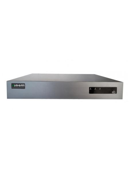Видеорегистратор сетевой (NVR)<br /> Линия NVR 32 H.265 2xGbLAN