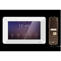 Комплект видеодомофона<br /> Rocky Wi-Fi и Walle+ (комплект многофункционального домофона 7