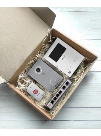 Комплект видеодомофона<br /> Комплект ОФИС